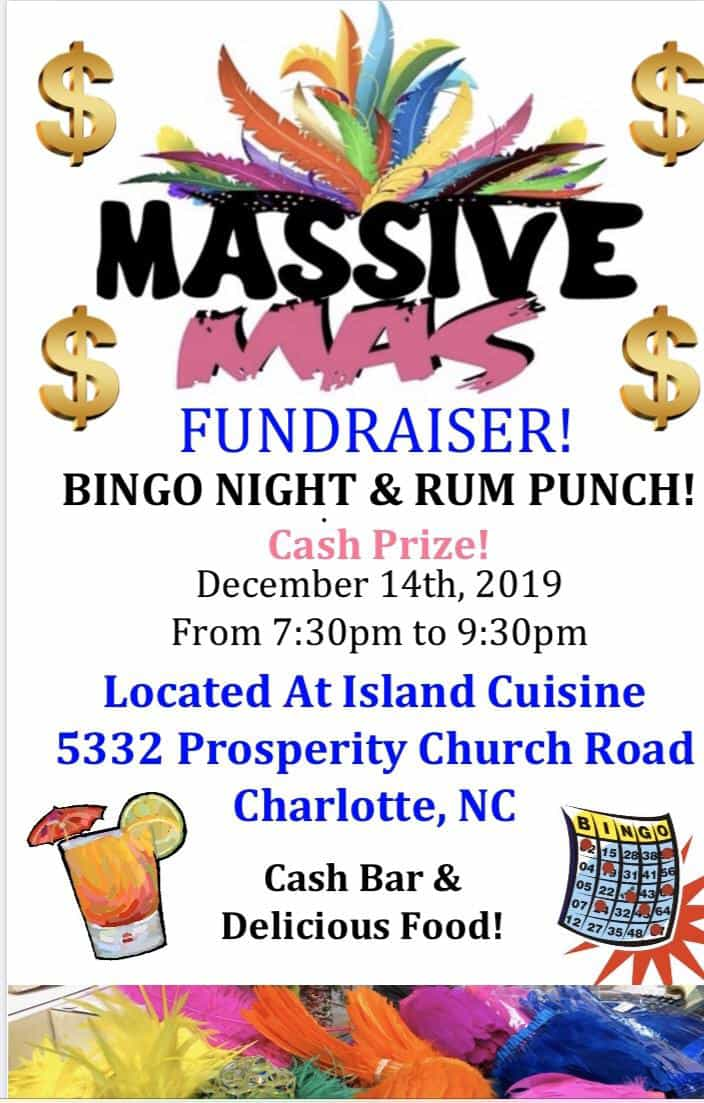 Massive Mas Fundraiser